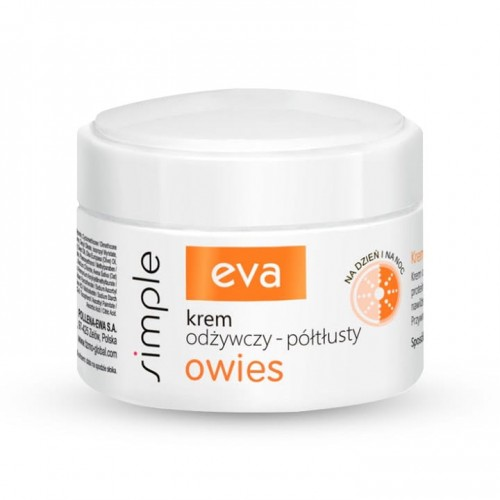 EVA SIMPLE Krem odżywczy z owsem 50ml.jpg